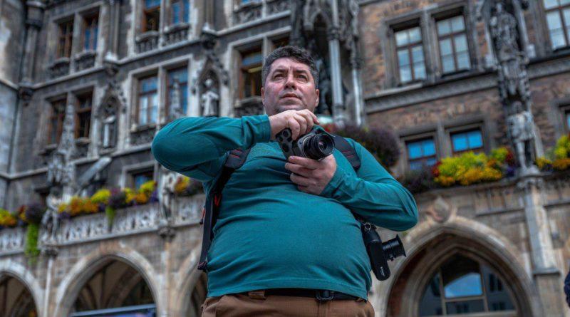 Фотоаппарат как уникальный тренажер и копия разума человека